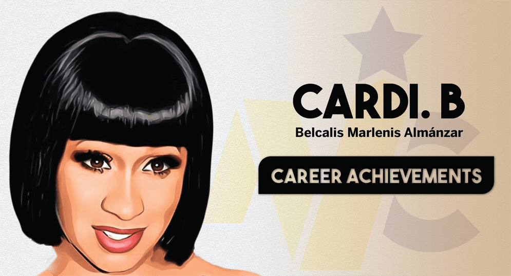 Cardi B Career Achievements