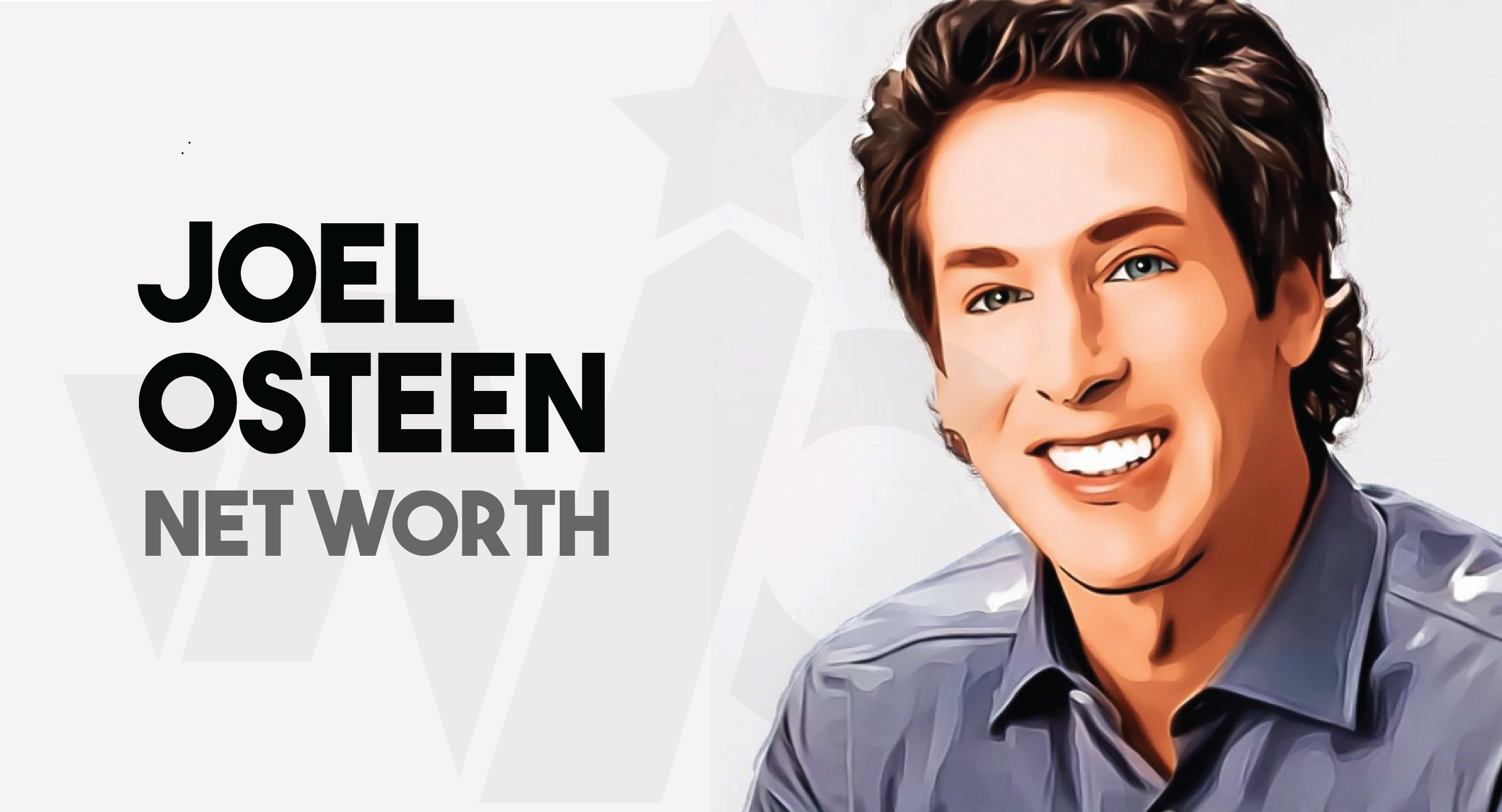 Joel Osteen - Net Worth