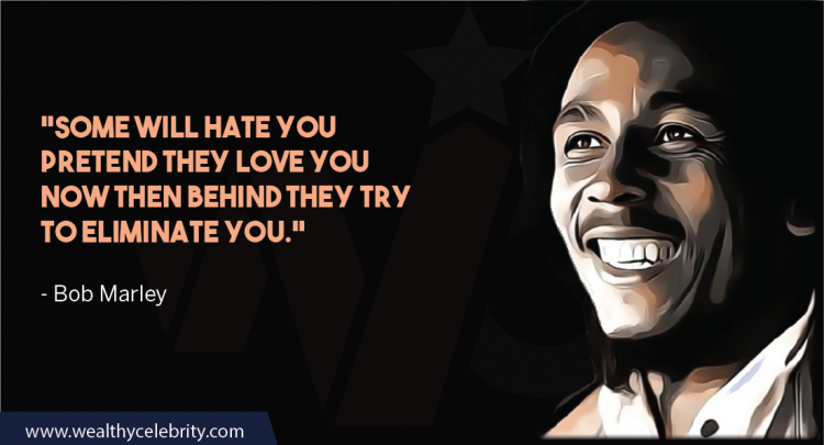 Bob Marley Quotes About Hate