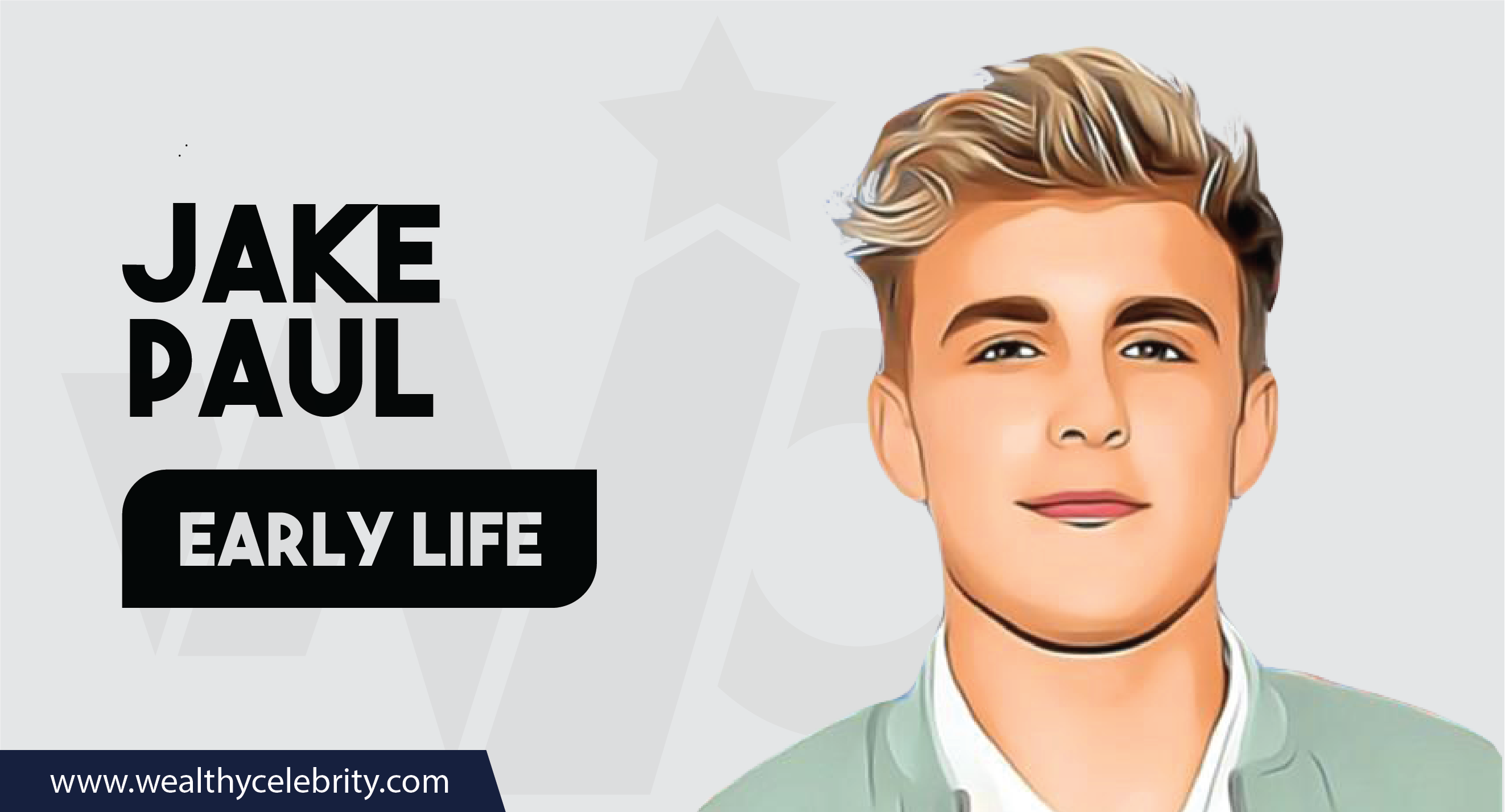 Jake Paul_Early Life