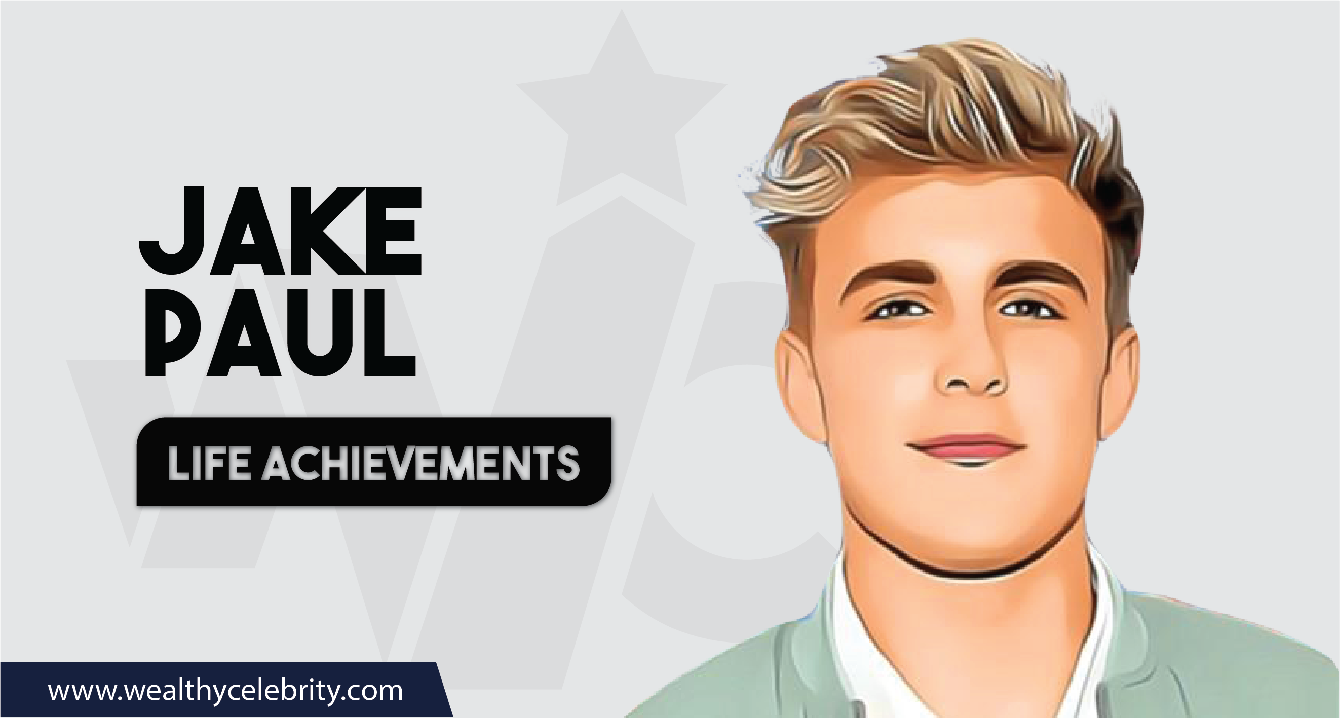 Jake Paul_Life Achievments