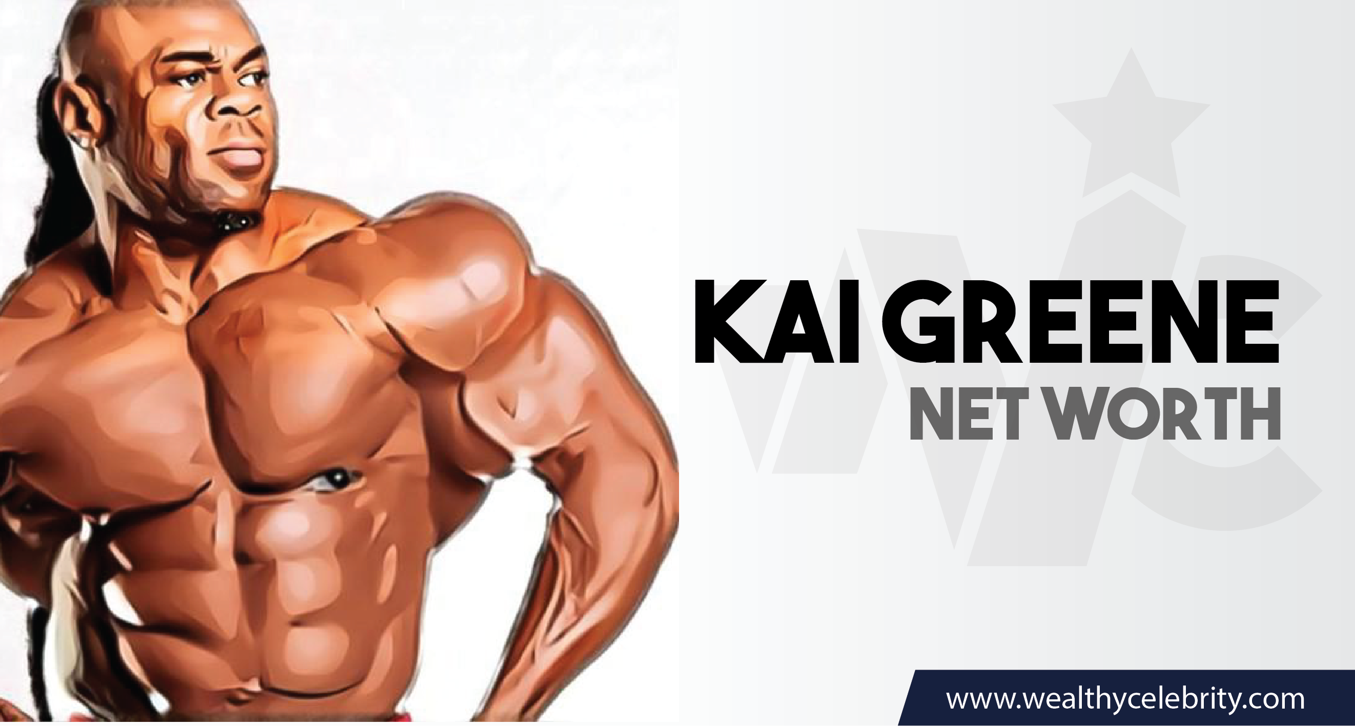 Kai Greene_Net worth