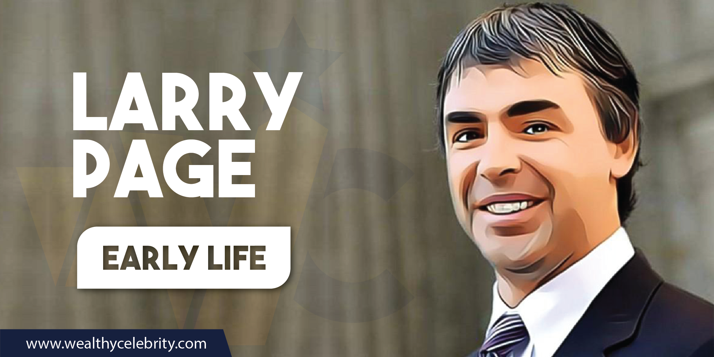 Larry Page_Early Life