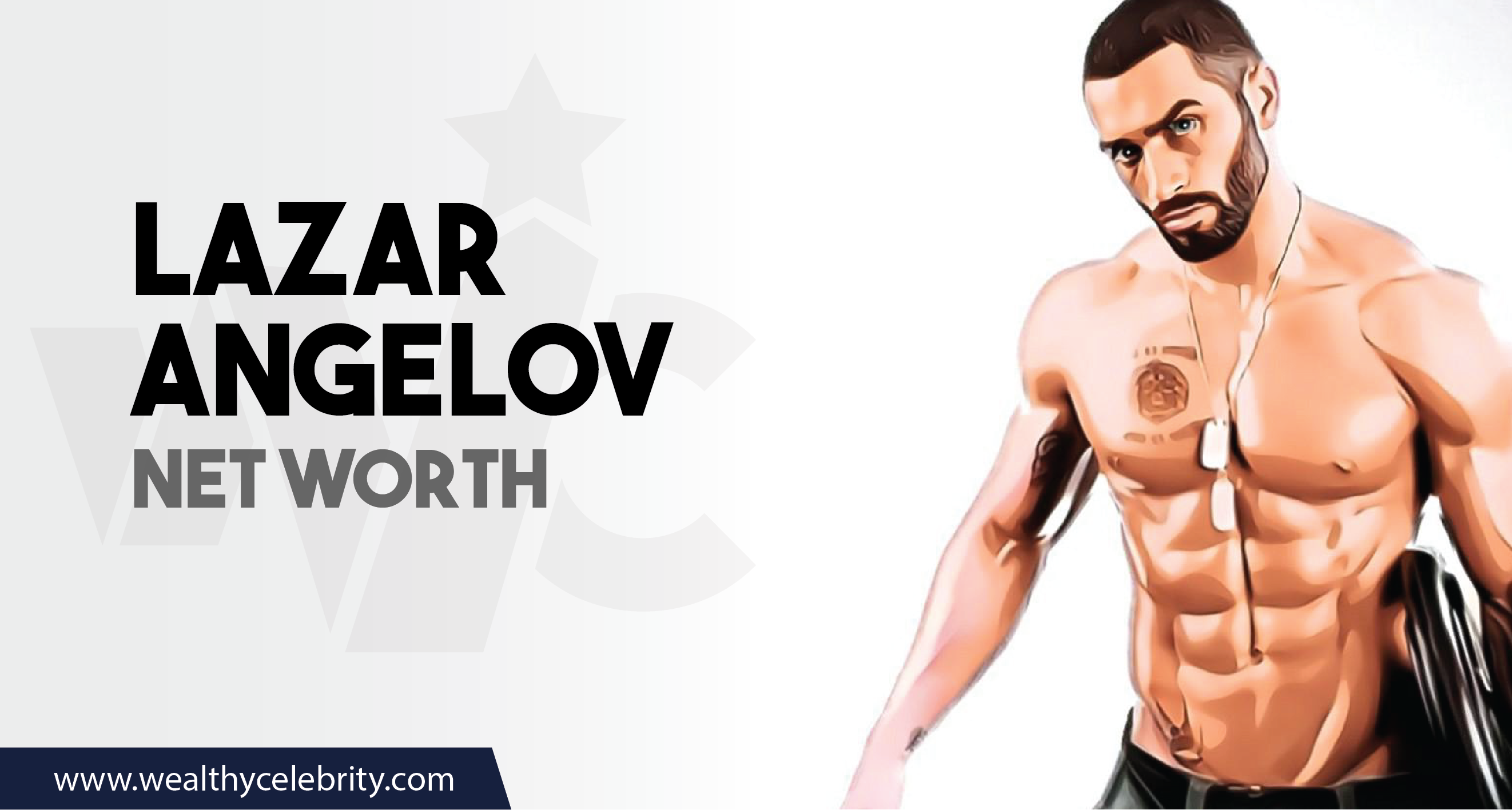 Lazar Angelov_ Net Worth