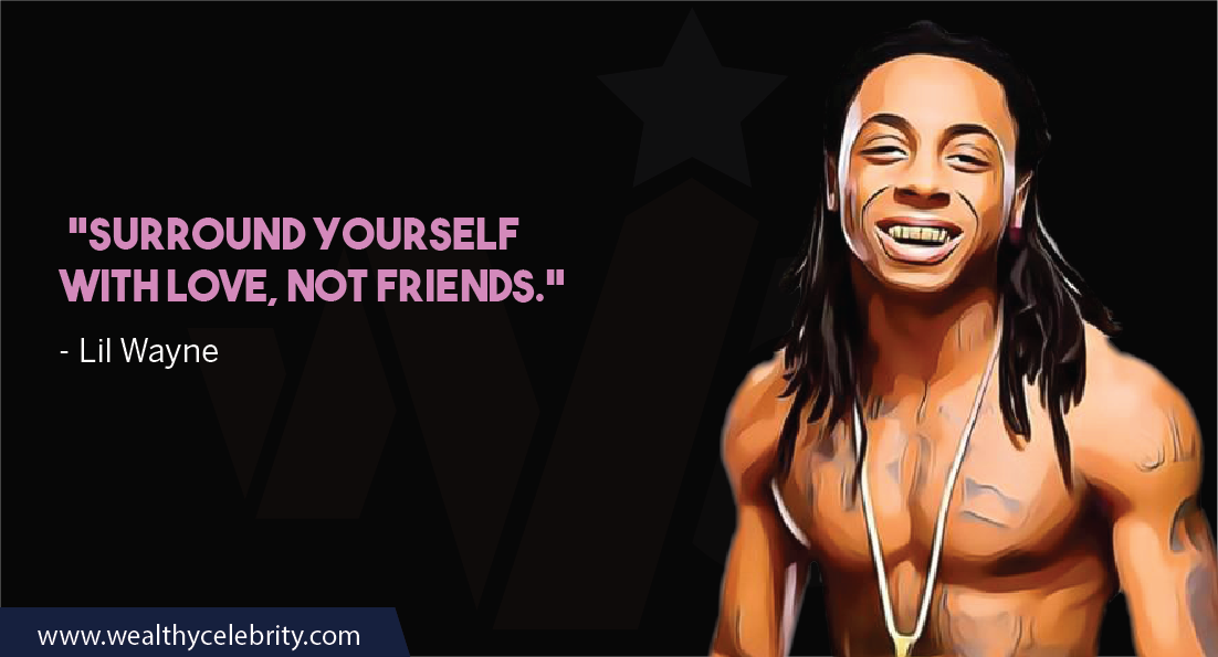 Lil Wayne Quote about Success 1