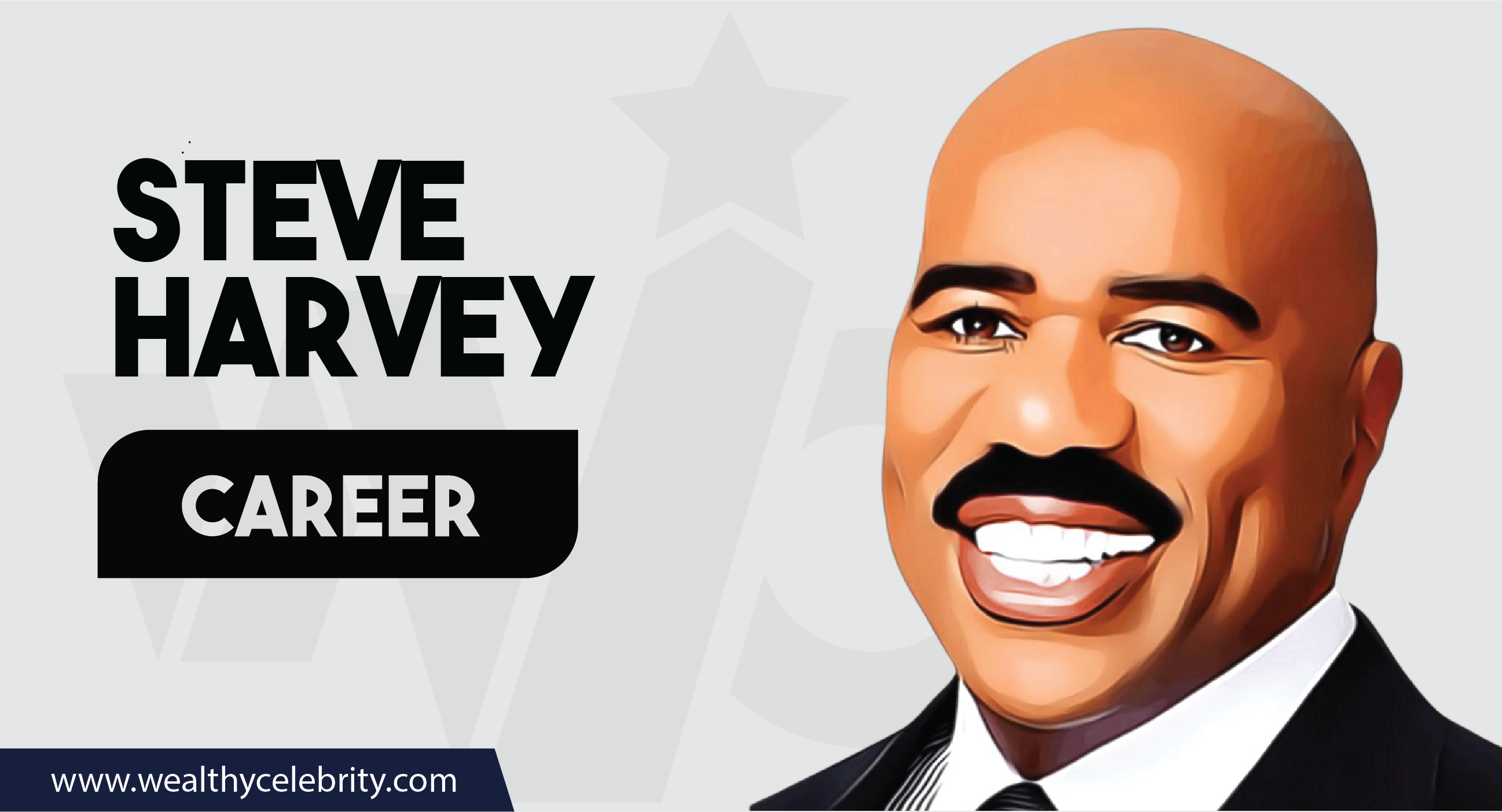 Steve Harvey_ Career