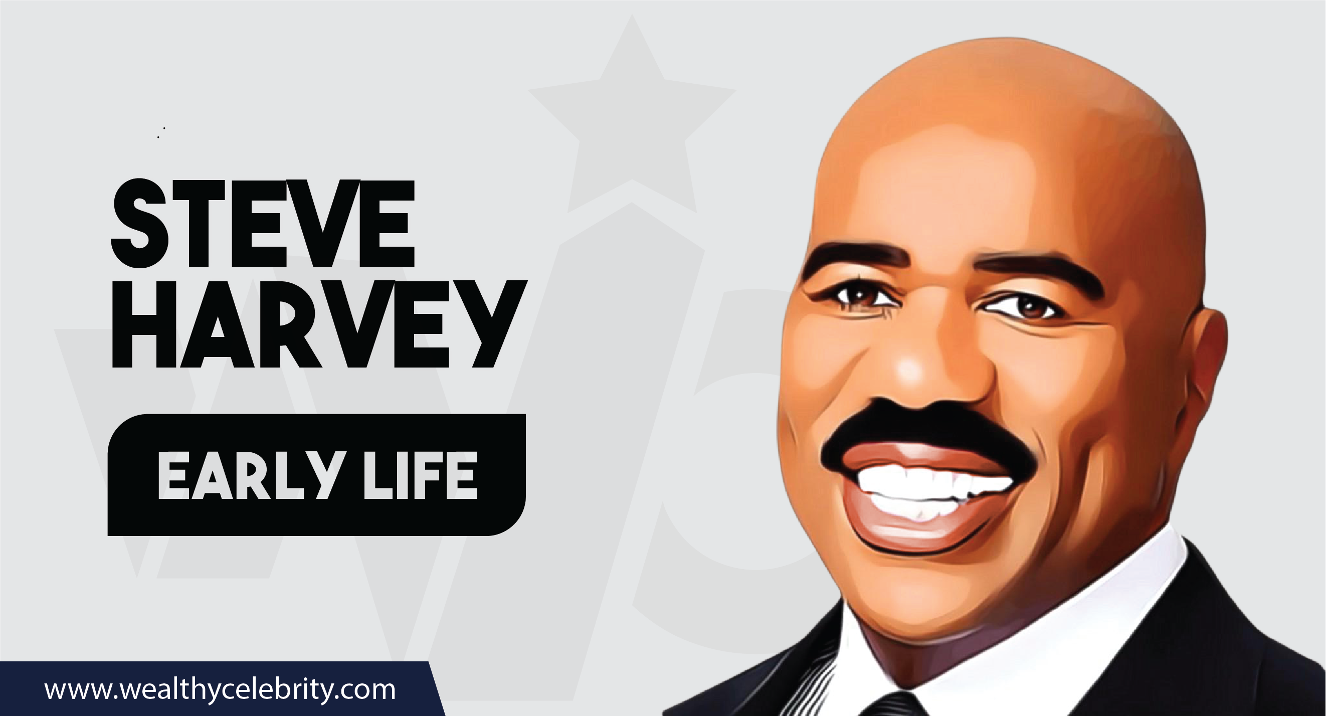 Steve Harvey_Early Life