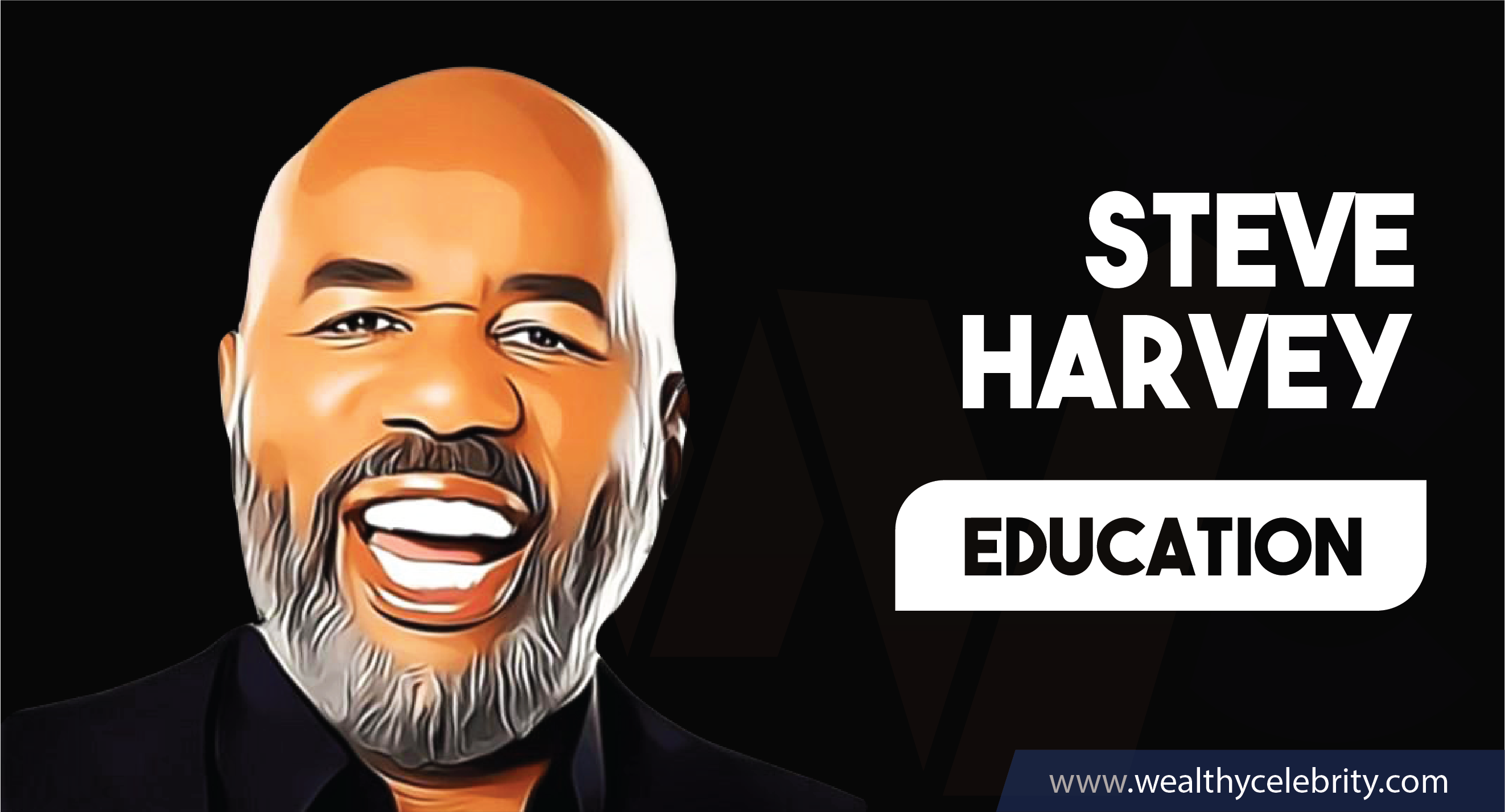 Steve Harvey_Education