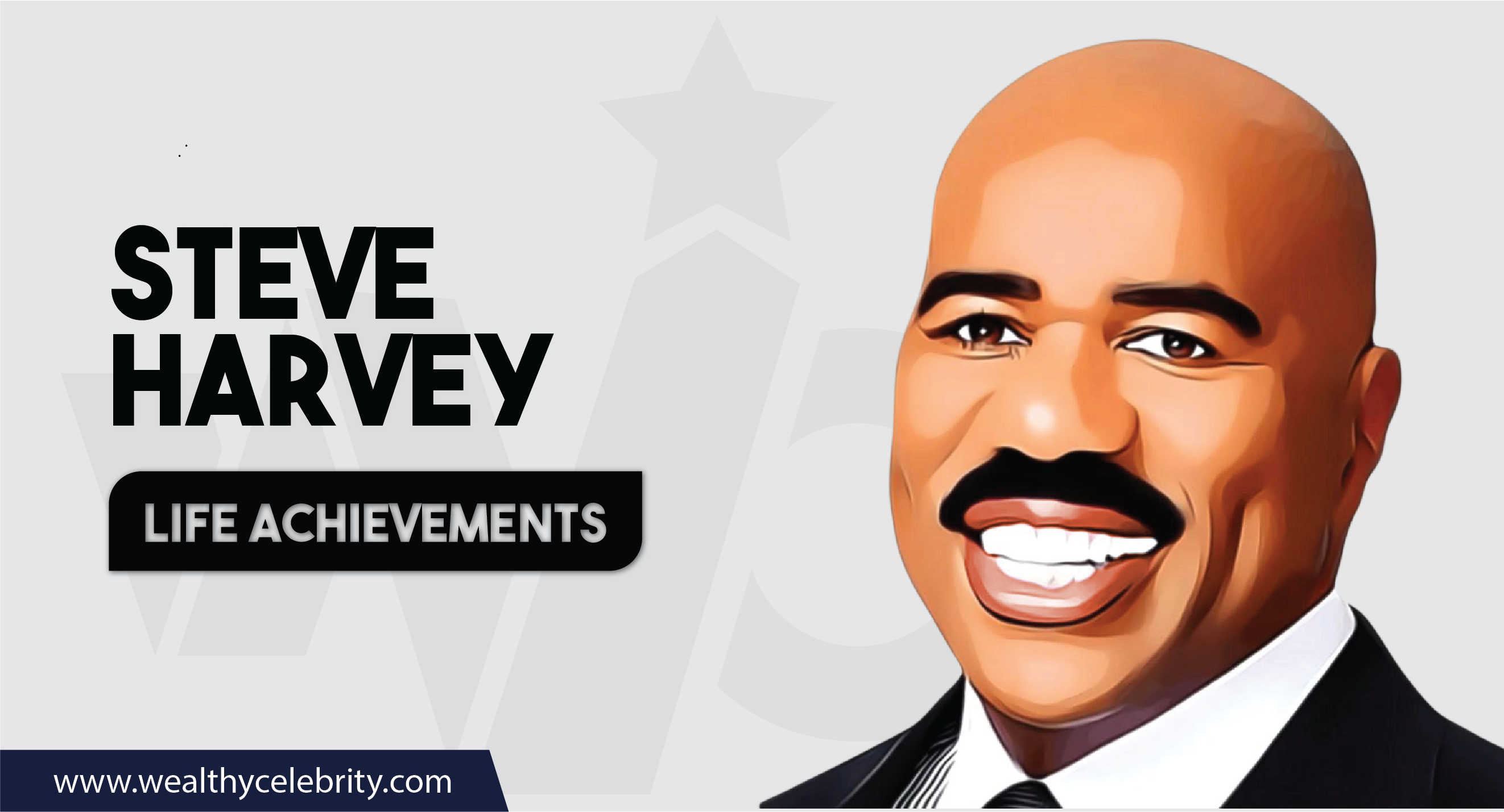 Steve Harvey_Life Achievements
