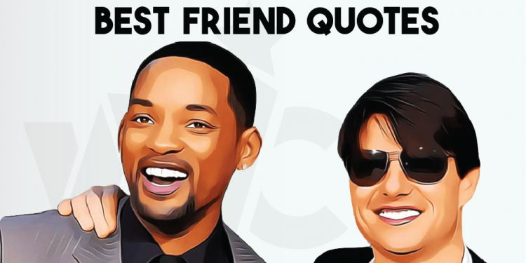 Best Friend Quotes of All Time