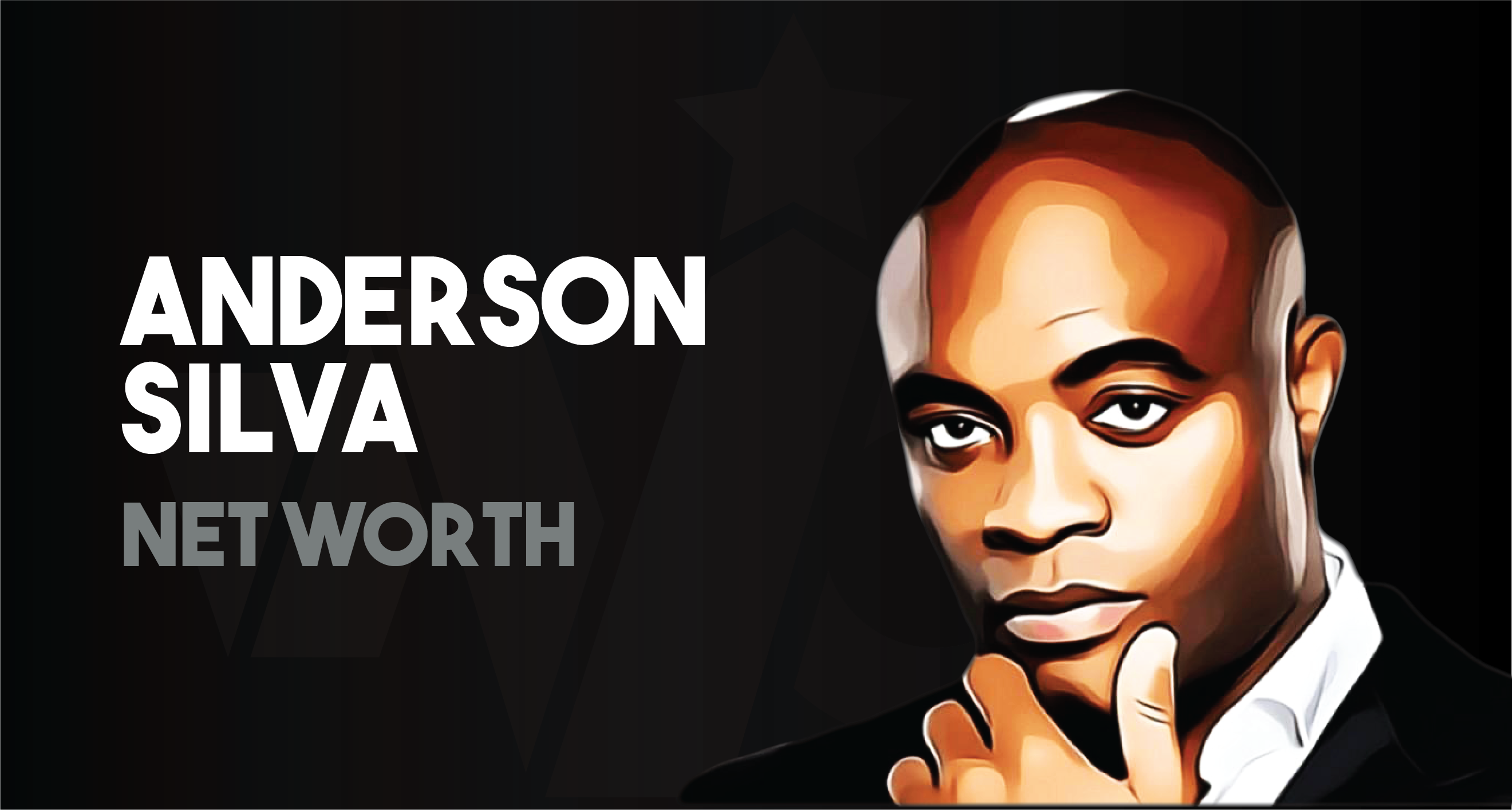 Anderson Silva_Net Worth