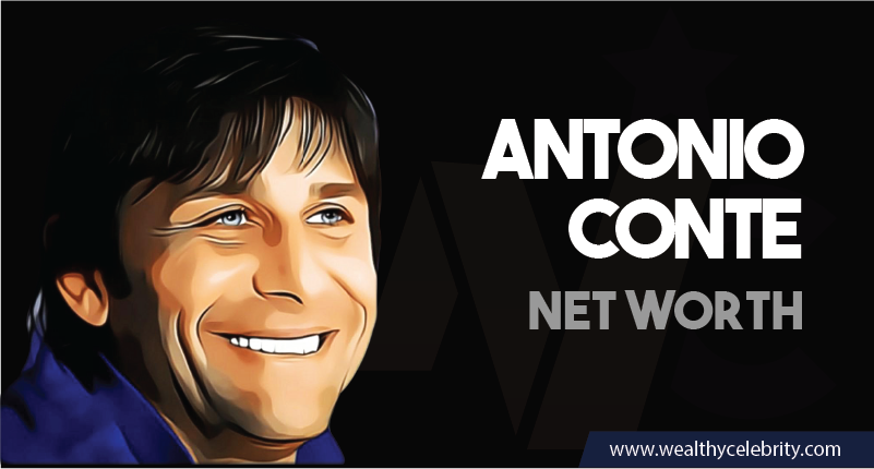 Antonio Conte - Net Worth