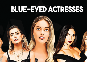 Blue Eyed Hollywood Actresses