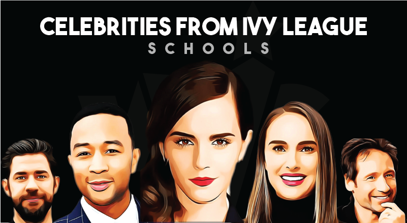 Celebrities Who Went to Ivy League Schools