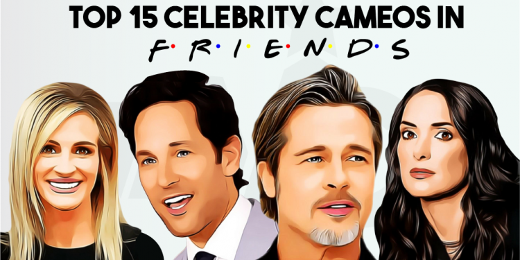 Celebrity Cameos in Friends