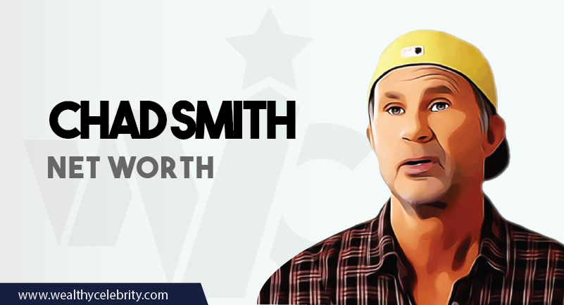 Chad Smith - Net Worth