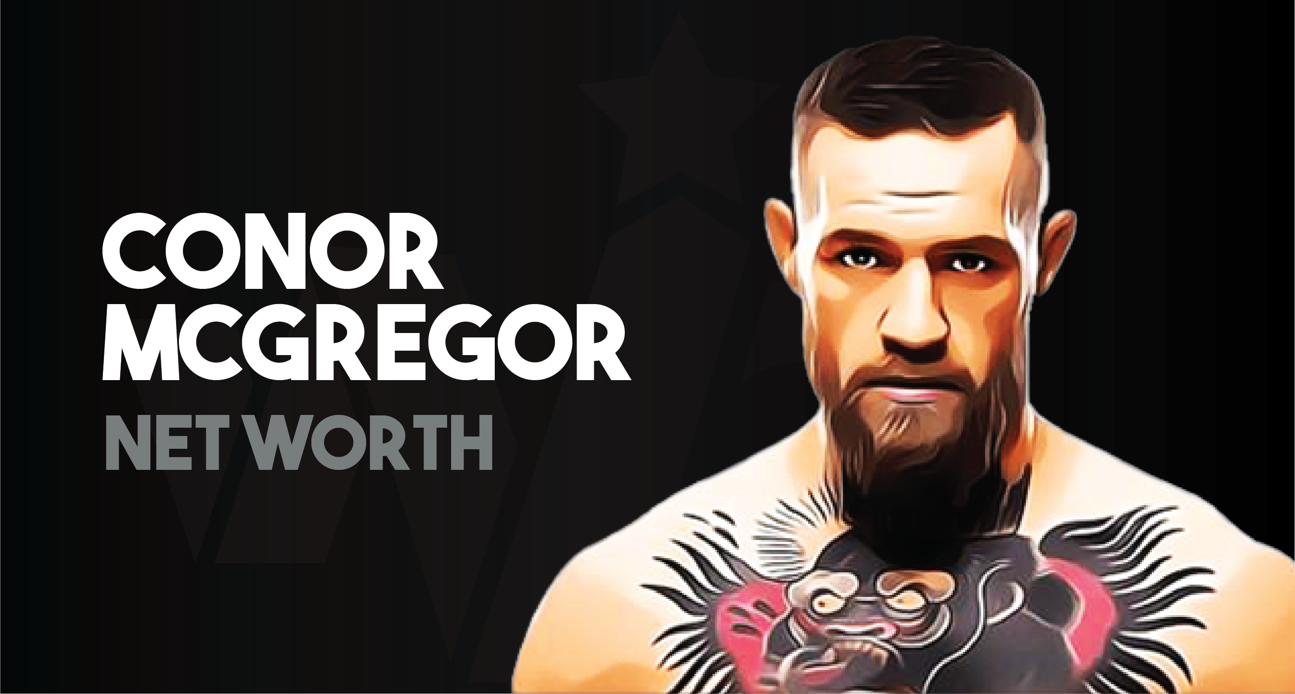 Conor McGregor_Net Worth