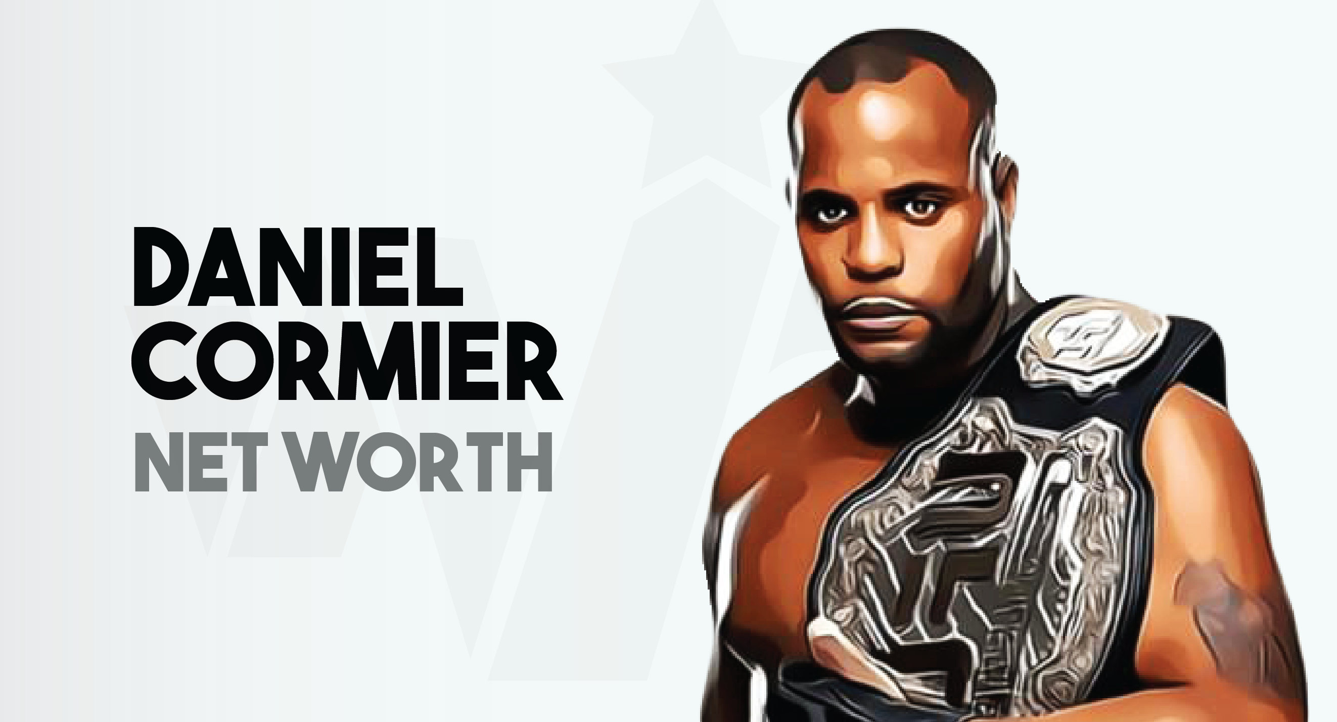 Daniel Cormier_Net Worth