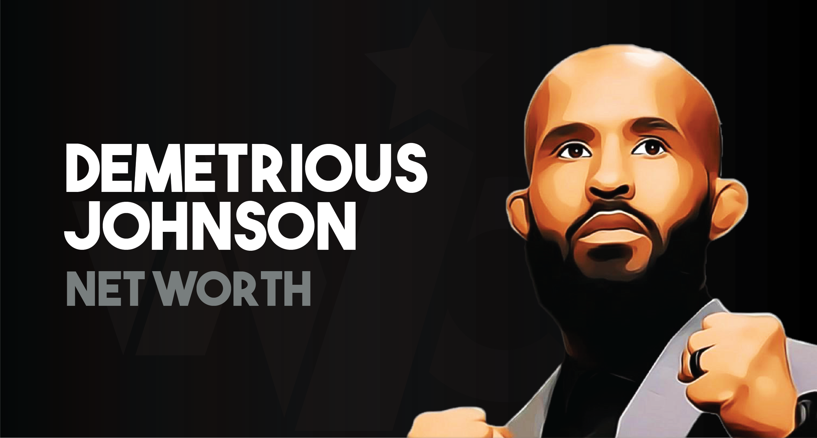 Demetrious Johnson_Net Worth