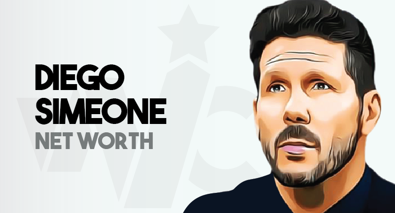 Diego Simeone - Net Worth