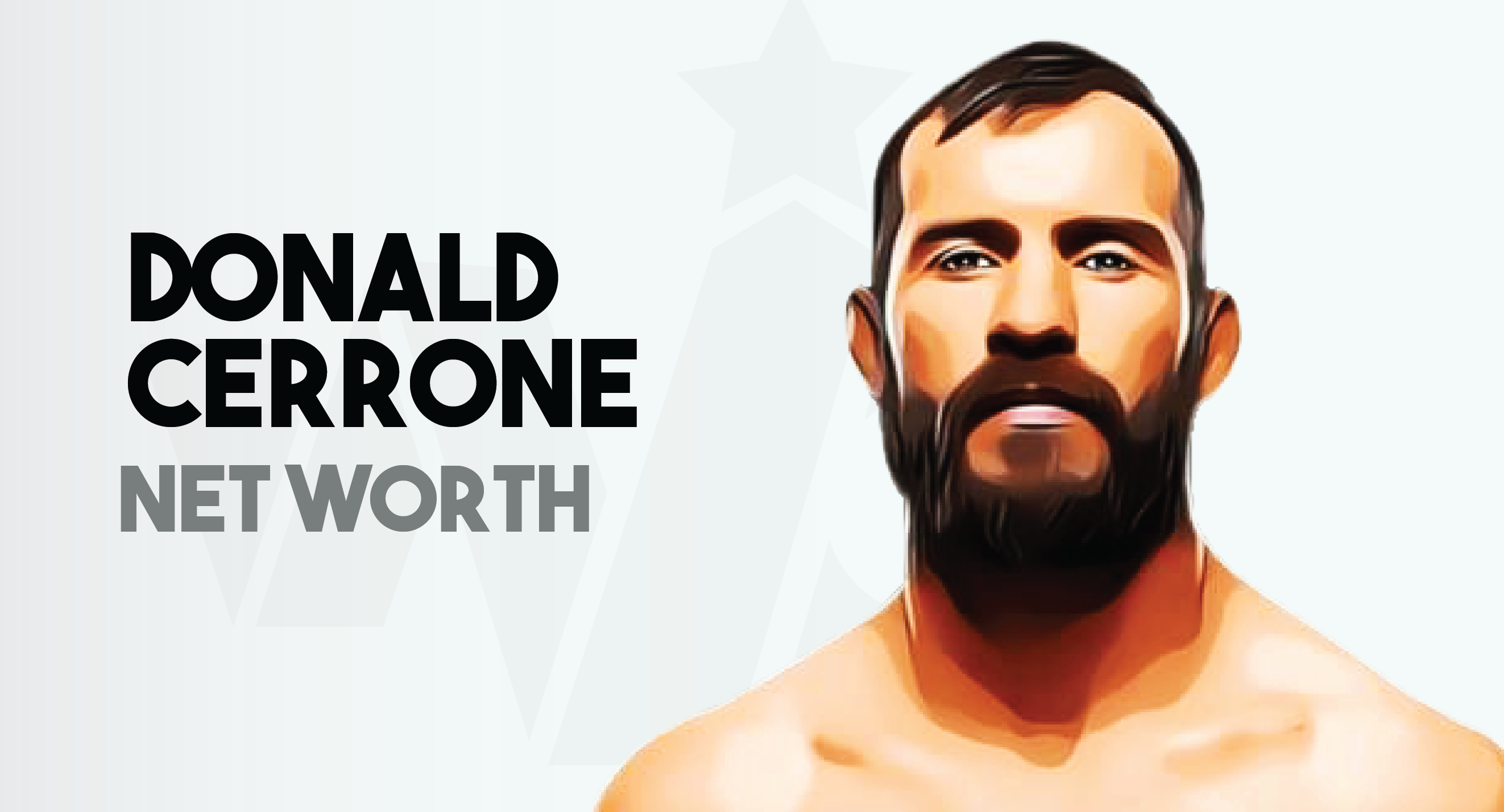 Donald Cerrone_Net Worth