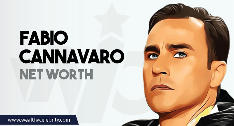 Fabio Cannavaro - Net Worth