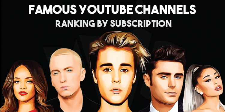 Famous Youtube Channels