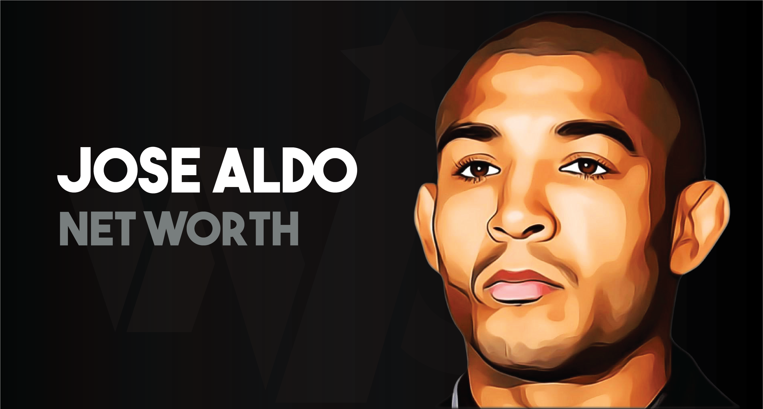 Jose Aldo_Net Worth