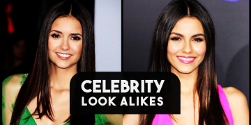 Most Unbelievable Male Actors & Female Actresses Hollywood Celebrity Lookalikes