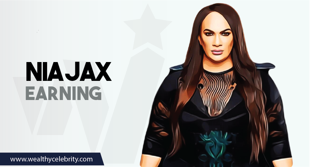 Nia Jax Earning