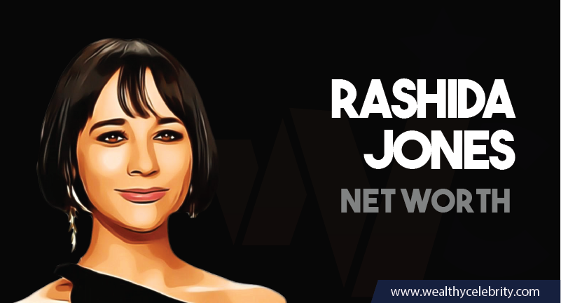 Rashida Jones - Net Worth