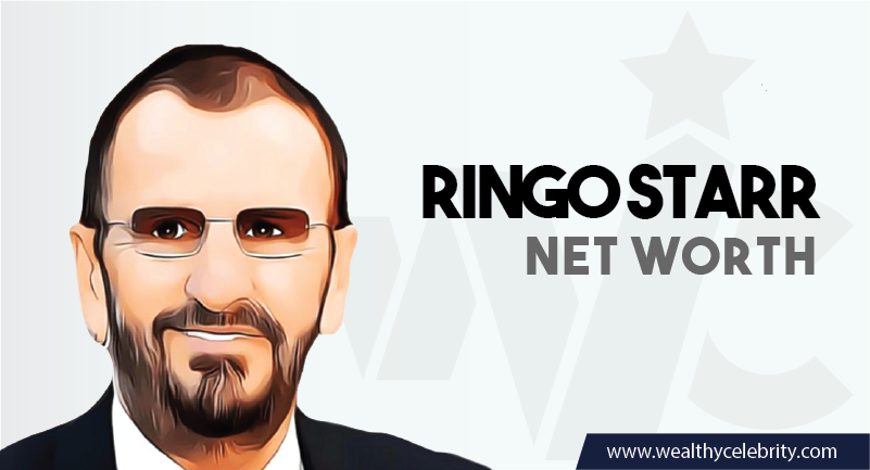 Ringo Starr - Net Worth