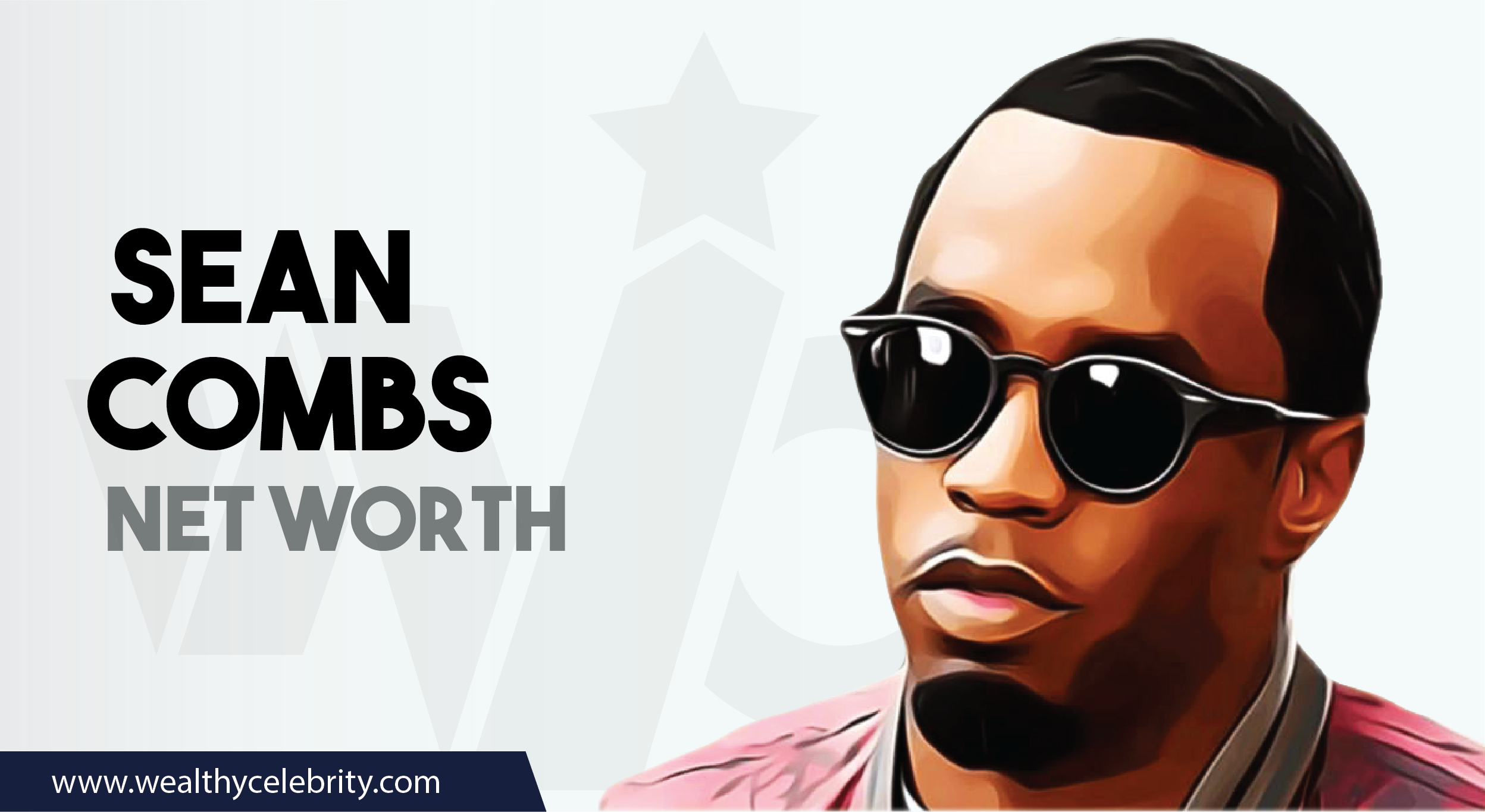 Sean Combs Diddy_Net Worth