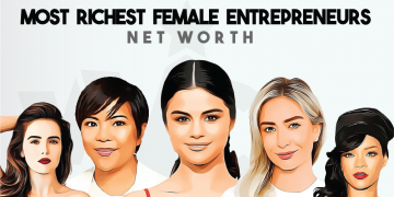 Top 10 Most Famous & Richest Female Entrepreneurs & their Net Worth