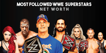Top 10 Most Followed Richest WWE Super Stars
