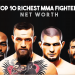 Top 10 Richest MMA Fighters