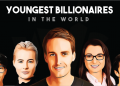 Updated list of the youngest billionaires in the world