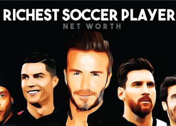 Top 20 Richest Soccer Players
