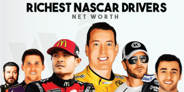 Top Richest Nascar Drivers