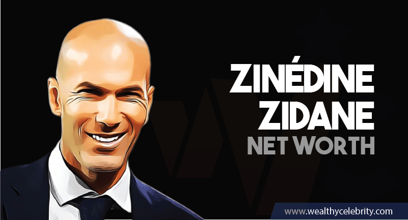 Zinedine Zidane - Net Worth