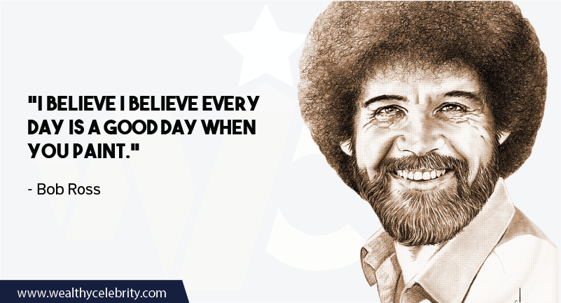 Bob Ross quote about Painting_1