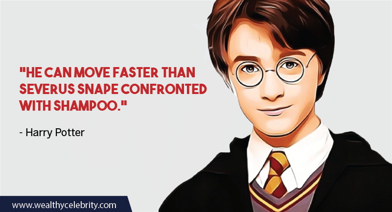 Harry Potter Funny Quotes
