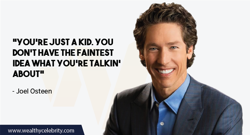 Joel Osteen Quotes about Hopes
