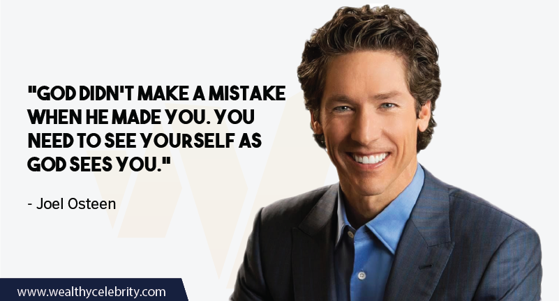 Joel Osteen Quotes about Mistakes