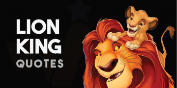 Lion King Movie Quotes