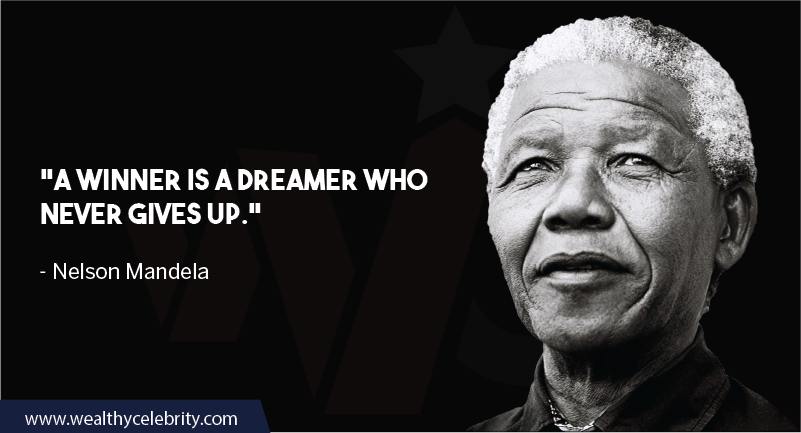 Nelson Mandela Quotes about leadership