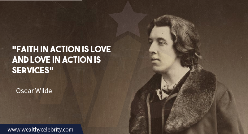 Oscar Wilde Quote about love