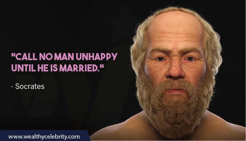 Socrates quotes about Happiness and Marriage
