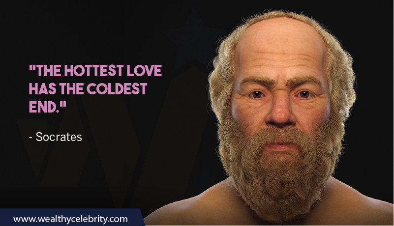 Socrates quotes about Love