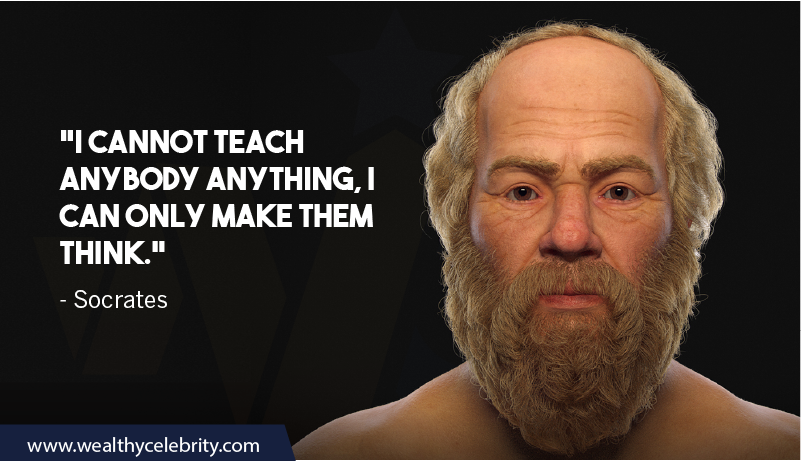 Socrates quotes about Wisdom & Teaching